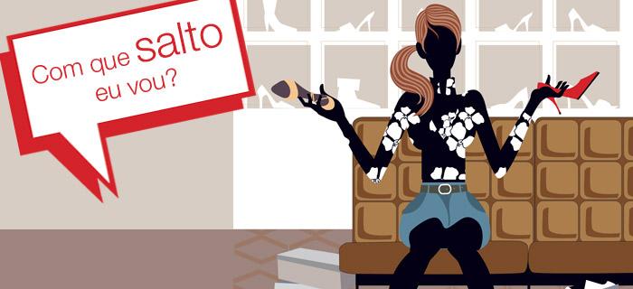 ebb0e0266a Diante da grande procura por informações sobre calçados para dança de salão  no site da Dança em Pauta