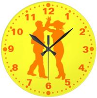 orange-couple-clock
