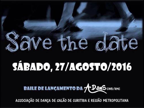 Baile de lançamento da ADANS @ Curitiba | Paraná | Brasil