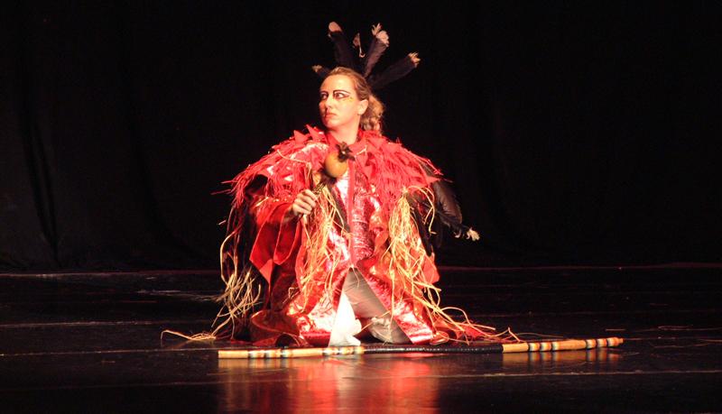 Andrea Soares e a Dança Afro em cena