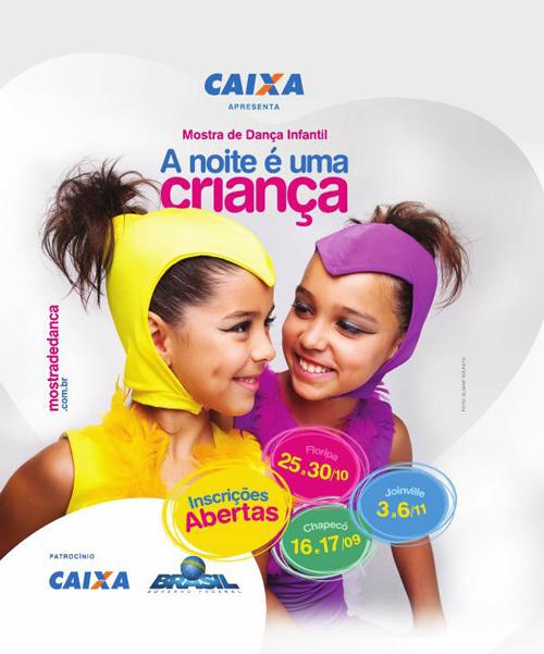 A Noite é Uma Criança - Mostra de Dança Infantil @ Teatro Ademir Rosa | Florianópolis | Santa Catarina | Brasil