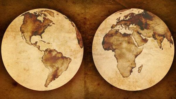old-globe_brasil-africa