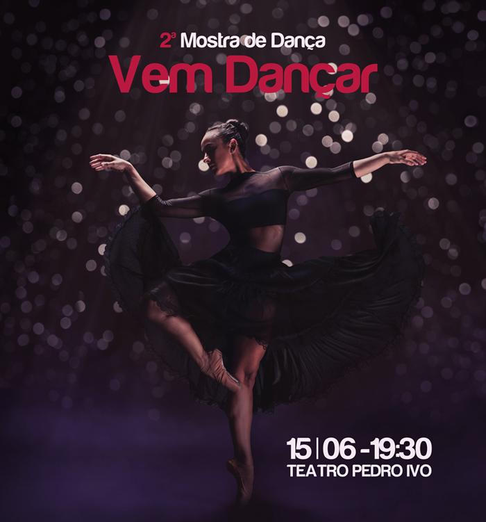 2ª Mostra de Dança Vem Dançar @ Teatro Governador Pedro Ivo | Santa Catarina | Brasil