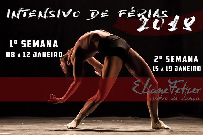 Intensivo de Férias 2018 @ Centro de Dança Eliane Fetzer | Paraná | Brasil