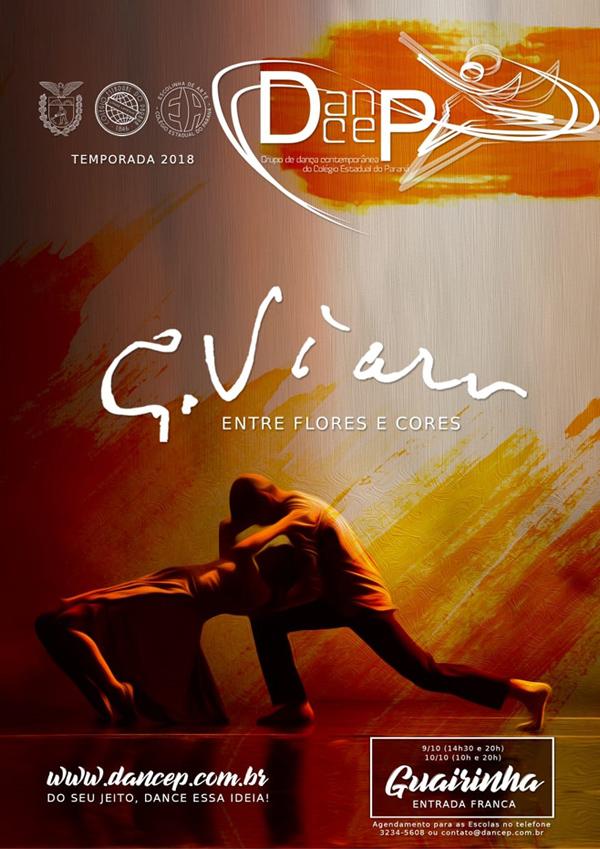 Guido Viaro - Entre Flores e Cores @ Guairinha | Paraná | Brasil